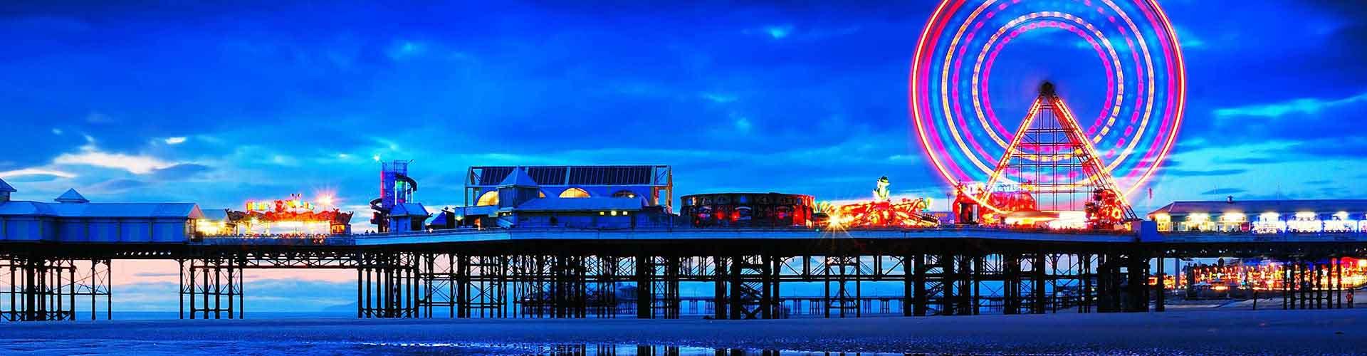 Blackpool - Pokoje w mieście Blackpool, Mapy miasta Blackpool, Zdjęcia i Recenzje dla każdego pokoju w mieście Blackpool.