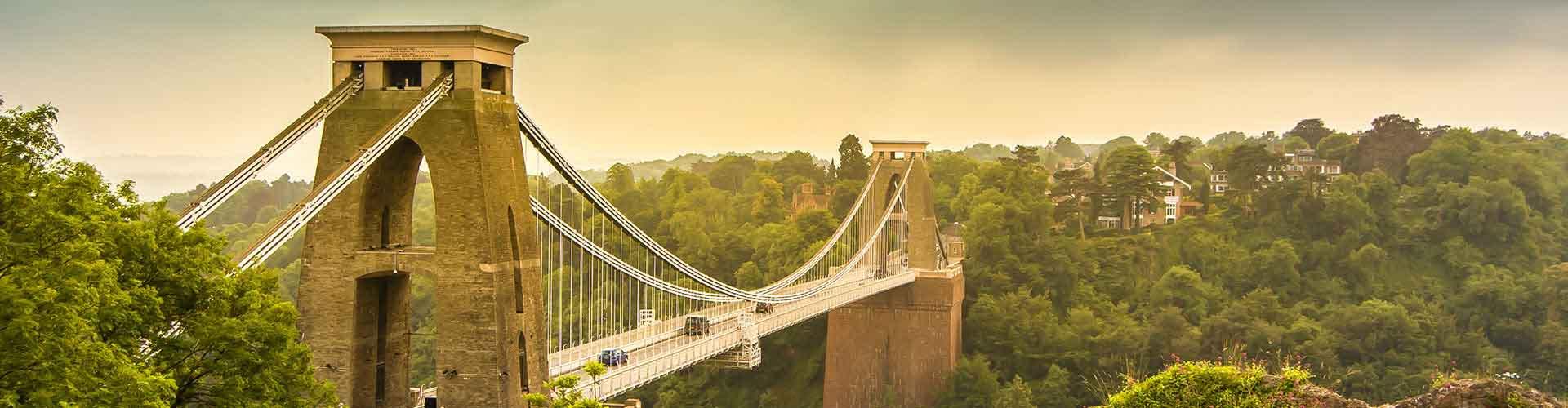 Bristol - Schroniska Młodzieżowe w mieście Bristol, Mapy dla miasta Bristol, Zdjęcia i Recenzje dla każdego Schroniska Młodzieżowego w mieście Bristol.