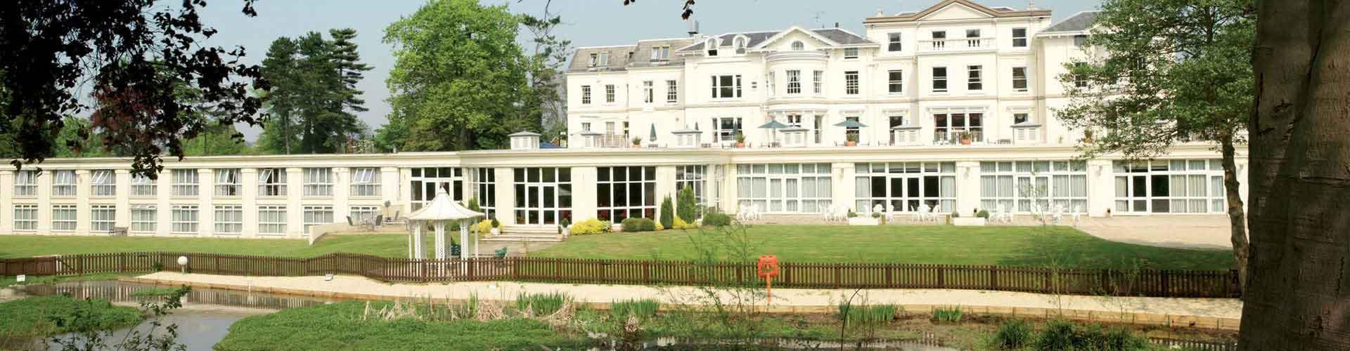 Cheltenham - Pokoje w mieście Cheltenham, Mapy miasta Cheltenham, Zdjęcia i Recenzje dla każdego pokoju w mieście Cheltenham.