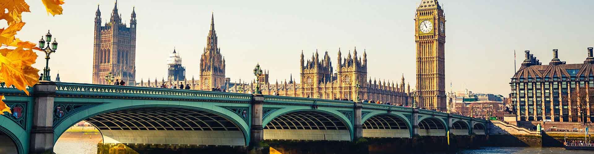 Londyn - Hostele w mieście: Londyn, Mapy: Londyn, Zdjęcia i Recenzje dla każdego hostelu w mieście Londyn.