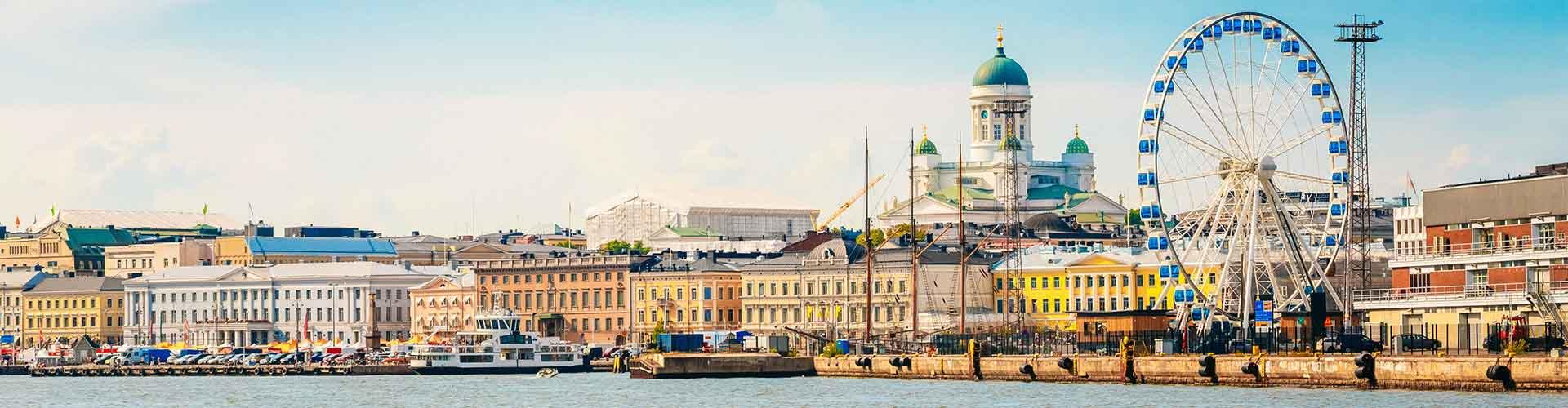 Helsinki - Hostele w mieście: Helsinki, Mapy: Helsinki, Zdjęcia i Recenzje dla każdego hostelu w mieście Helsinki.