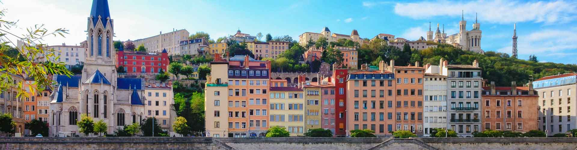 Lyon - Hostele w mieście: Lyon, Mapy: Lyon, Zdjęcia i Recenzje dla każdego hostelu w mieście Lyon.
