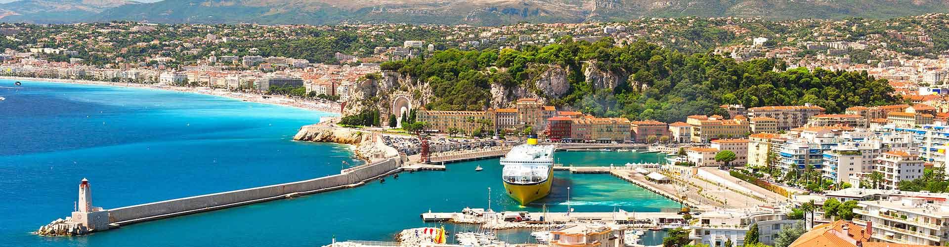 Nicea - Hostele w mieście: Nicea, Mapy: Nicea, Zdjęcia i Recenzje dla każdego hostelu w mieście Nicea.