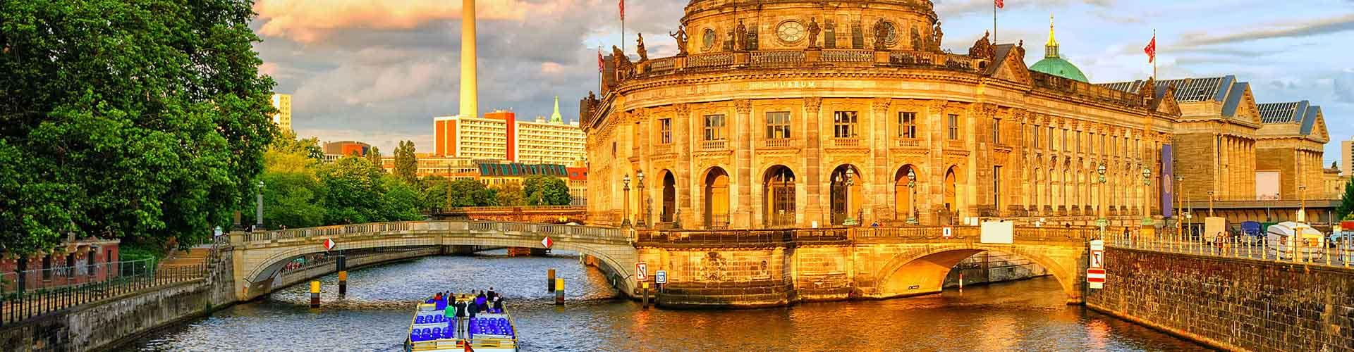 Berlin - Hostele w mieście: Berlin, Mapy: Berlin, Zdjęcia i Recenzje dla każdego hostelu w mieście Berlin.
