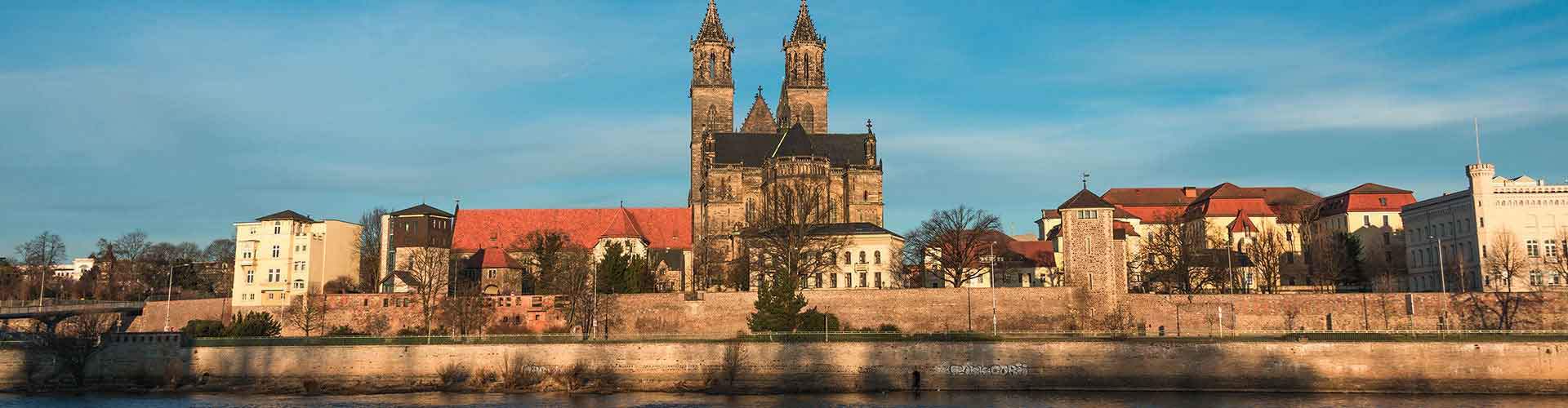 Magdeburg - Hostele w mieście: Magdeburg, Mapy: Magdeburg, Zdjęcia i Recenzje dla każdego hostelu w mieście Magdeburg.
