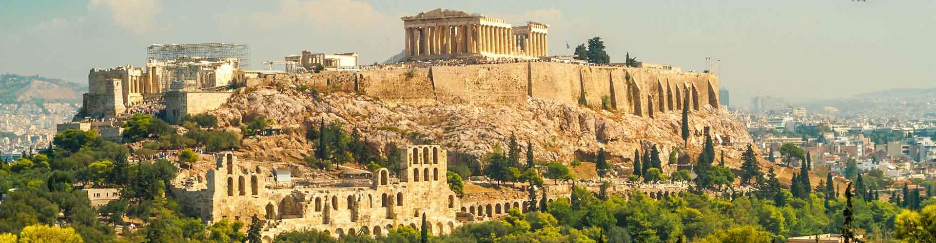 Ateny - Hostele w mieście: Ateny, Mapy: Ateny, Zdjęcia i Recenzje dla każdego hostelu w mieście Ateny.
