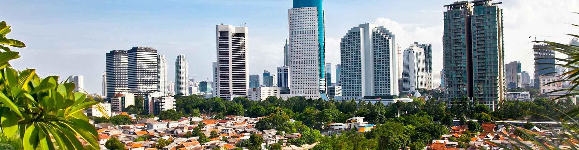 Jakarta - Hostele w mieście: Jakarta, Mapy: Jakarta, Zdjęcia i Recenzje dla każdego hostelu w mieście Jakarta.