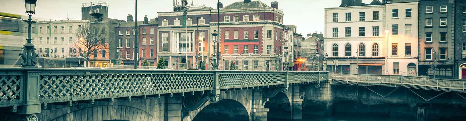 Dublin - Hostele w mieście: Dublin, Mapy: Dublin, Zdjęcia i Recenzje dla każdego hostelu w mieście Dublin.