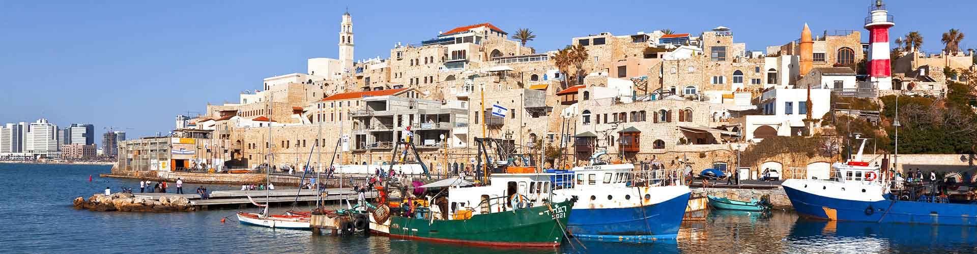 Tel Aviv - Hostele w mieście: Tel Aviv, Mapy: Tel Aviv, Zdjęcia i Recenzje dla każdego hostelu w mieście Tel Aviv.