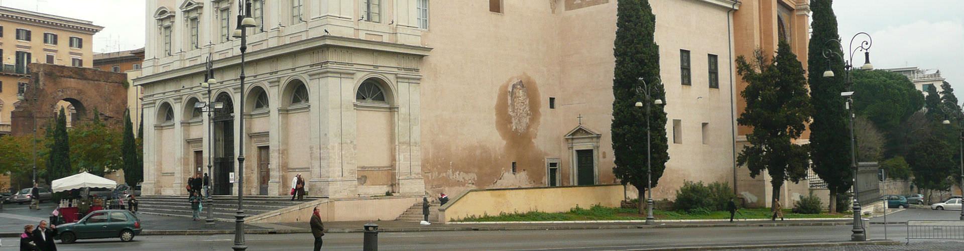 Rzym - Hostele w pobliżu: Scala Sancta. Mapy: Rzym, Zdjęcia i Recenzje dla każdego hostelu w mieście: Rzym.