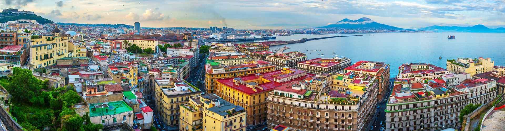Napoli - Hostele w mieście: Napoli, Mapy: Napoli, Zdjęcia i Recenzje dla każdego hostelu w mieście Napoli.