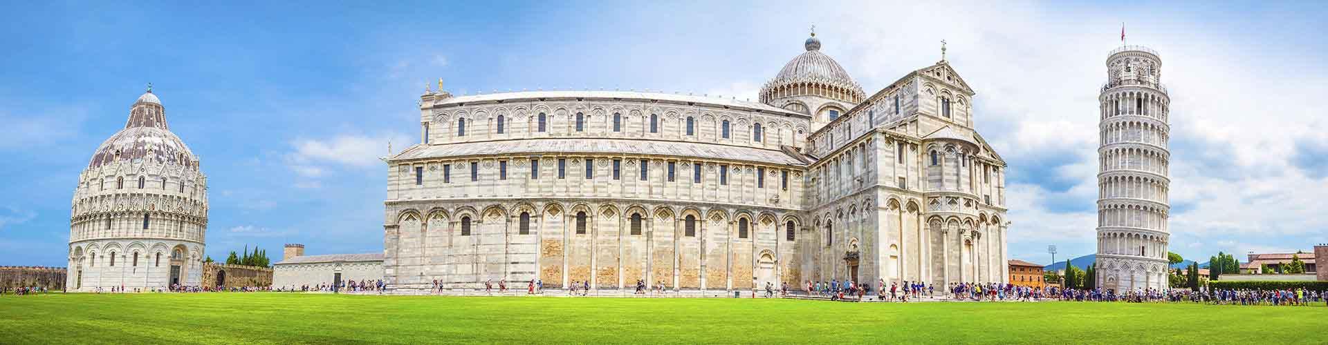Pisa - Hostele w mieście: Pisa, Mapy: Pisa, Zdjęcia i Recenzje dla każdego hostelu w mieście Pisa.