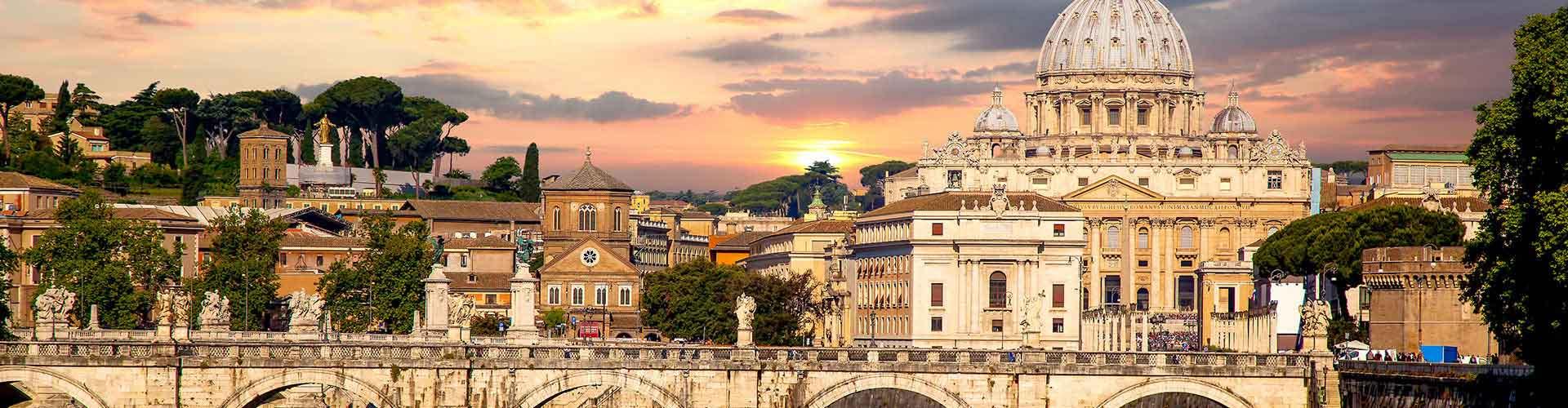 Rzym - Hostele w mieście: Rzym, Mapy: Rzym, Zdjęcia i Recenzje dla każdego hostelu w mieście Rzym.