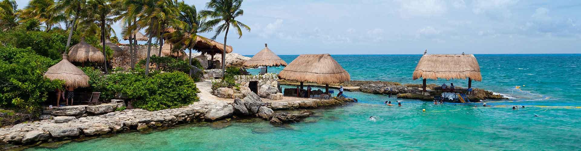 Cancún - Hostele w mieście: Cancún, Mapy: Cancún, Zdjęcia i Recenzje dla każdego hostelu w mieście Cancún.