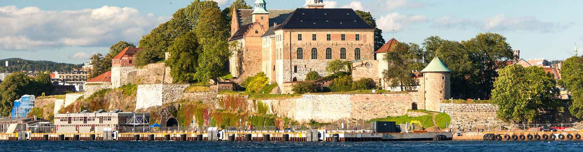 Oslo - Hostele w mieście: Oslo, Mapy: Oslo, Zdjęcia i Recenzje dla każdego hostelu w mieście Oslo.