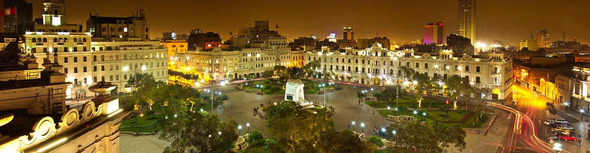 Lima - Hostele w mieście: Lima, Mapy: Lima, Zdjęcia i Recenzje dla każdego hostelu w mieście Lima.