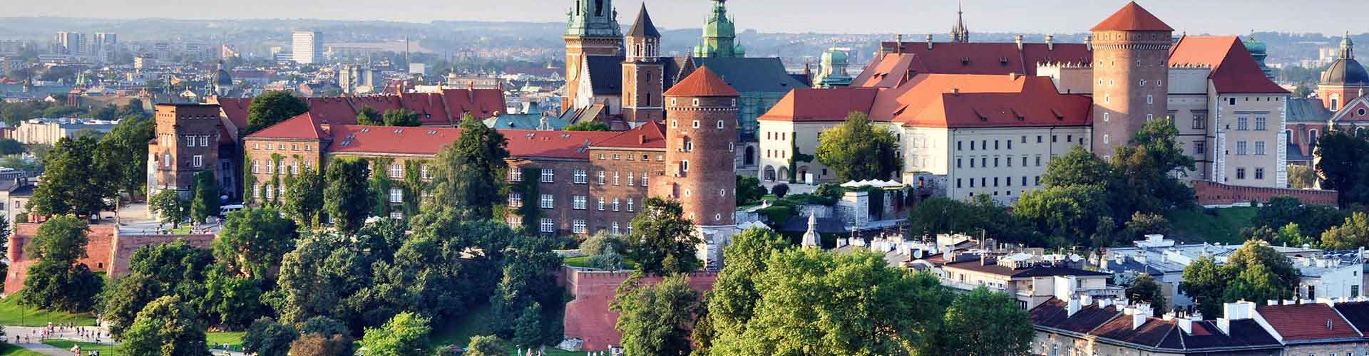 Kraków - Hostele w mieście: Kraków, Mapy: Kraków, Zdjęcia i Recenzje dla każdego hostelu w mieście Kraków.