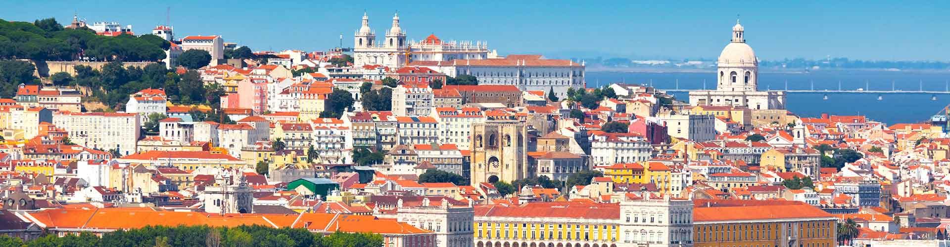 Lizbona - Hostele w mieście: Lizbona, Mapy: Lizbona, Zdjęcia i Recenzje dla każdego hostelu w mieście Lizbona.