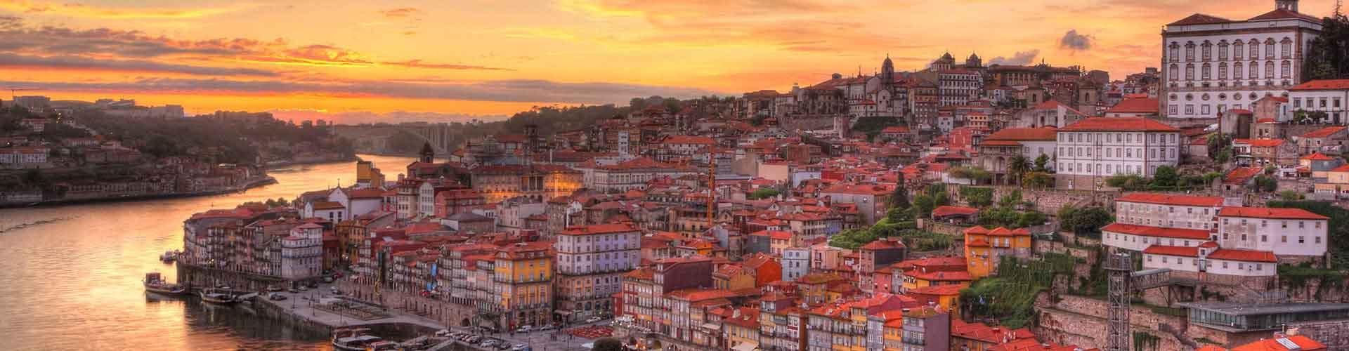 Porto - Camping w mieście Porto, Mapy miasta Porto, Zdjęcia i Recenzje dla każdego campingu w mieście Porto.
