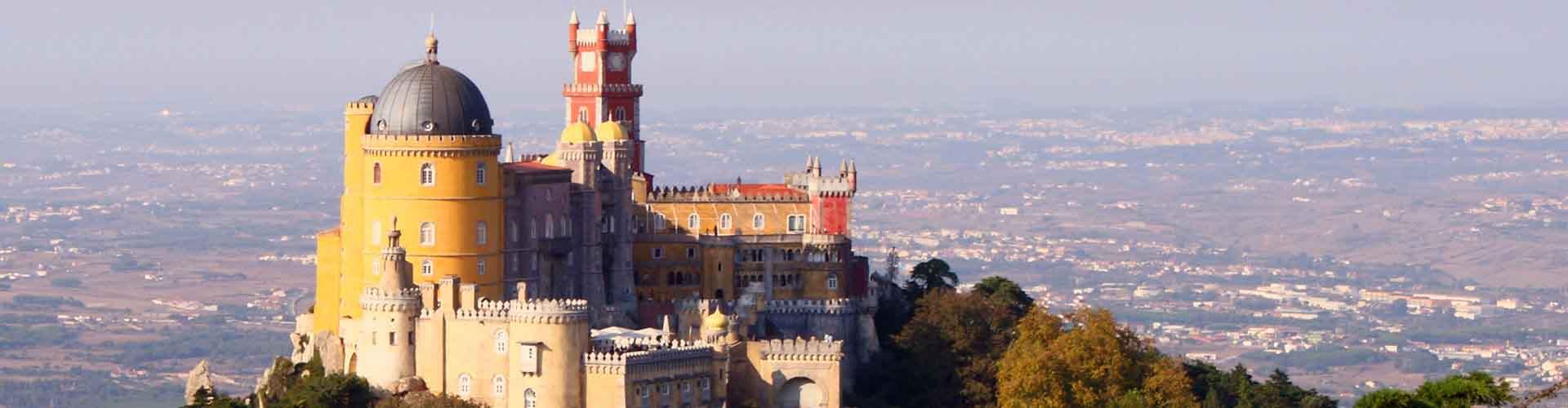 Sintra - Hostele w mieście: Sintra, Mapy: Sintra, Zdjęcia i Recenzje dla każdego hostelu w mieście Sintra.