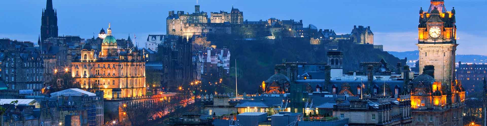Edynburg - Hostele w mieście: Edynburg, Mapy: Edynburg, Zdjęcia i Recenzje dla każdego hostelu w mieście Edynburg.