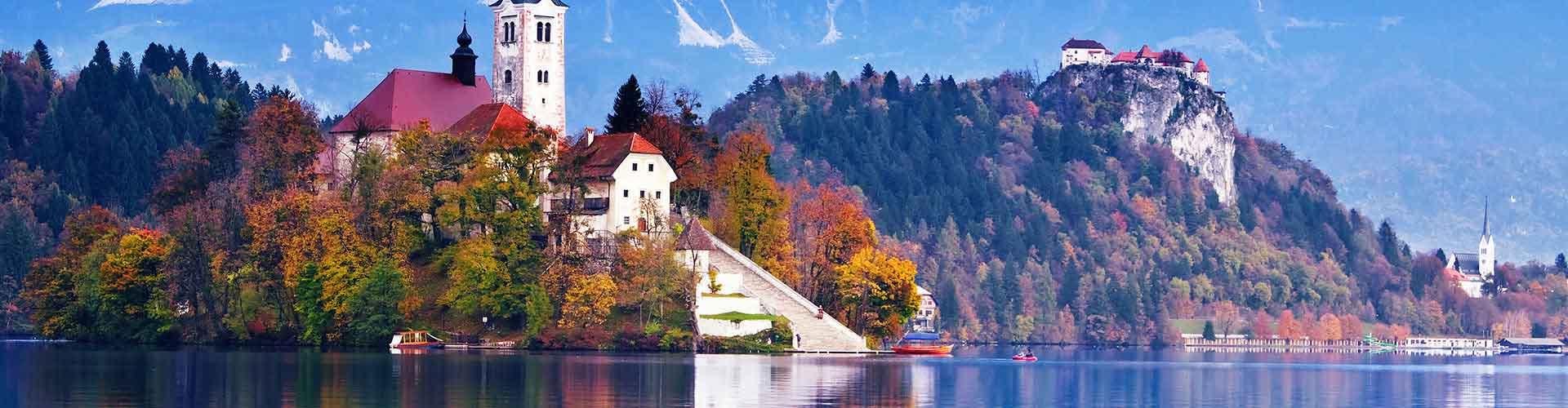 Bled - Hostele w mieście: Bled, Mapy: Bled, Zdjęcia i Recenzje dla każdego hostelu w mieście Bled.