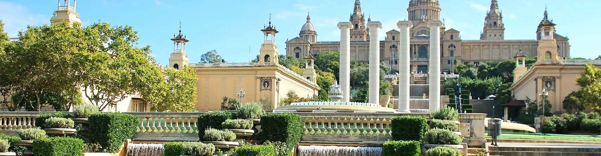 Barcelona - Hostele w mieście: Barcelona, Mapy: Barcelona, Zdjęcia i Recenzje dla każdego hostelu w mieście Barcelona.