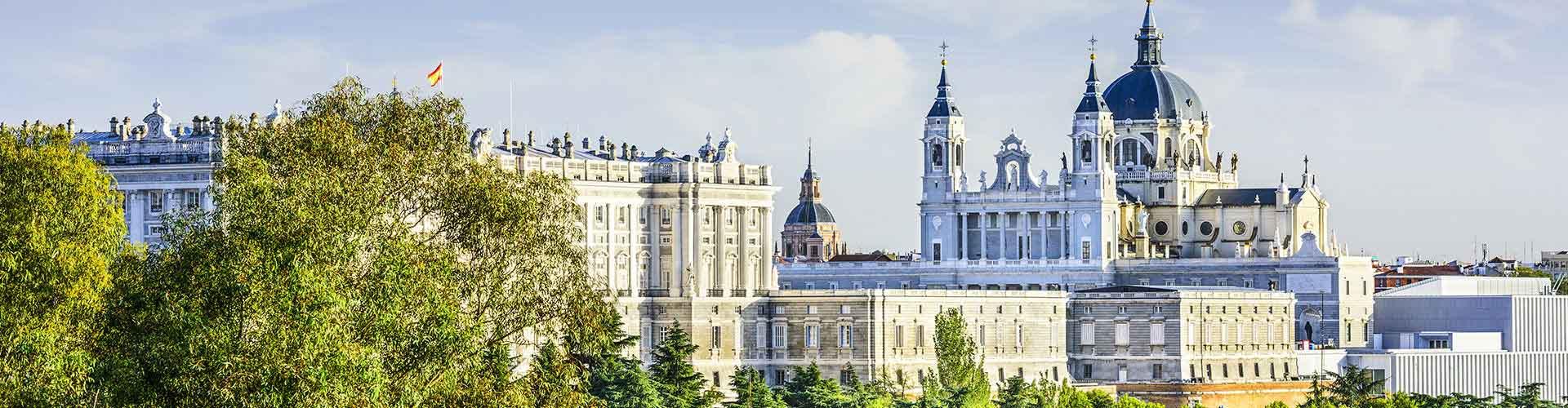 Madryt - Hostele w mieście: Madryt, Mapy: Madryt, Zdjęcia i Recenzje dla każdego hostelu w mieście Madryt.