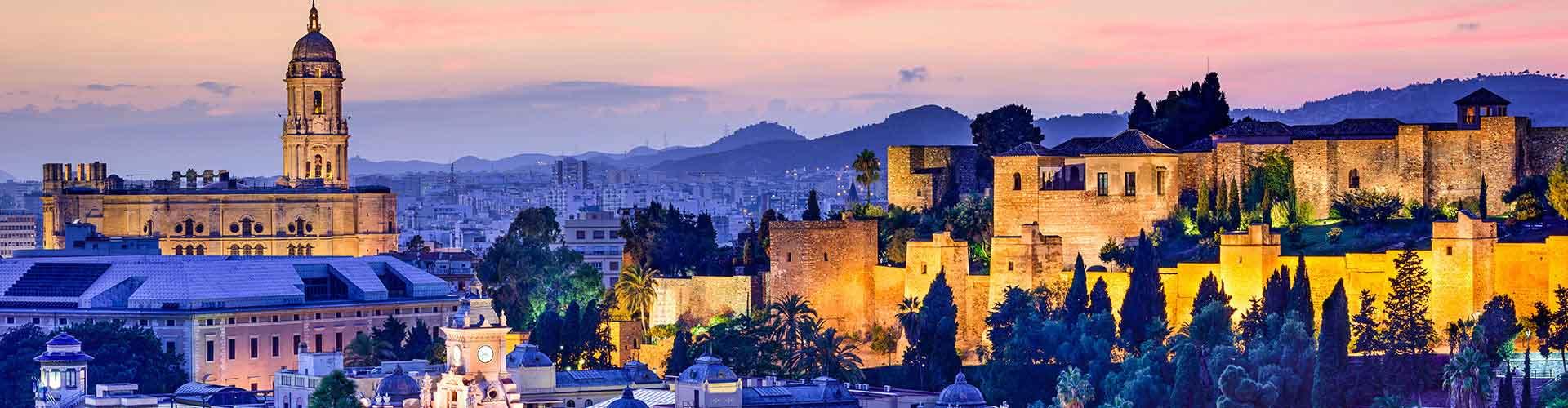 Malaga - Pokoje w mieście Malaga, Mapy miasta Malaga, Zdjęcia i Recenzje dla każdego pokoju w mieście Malaga.