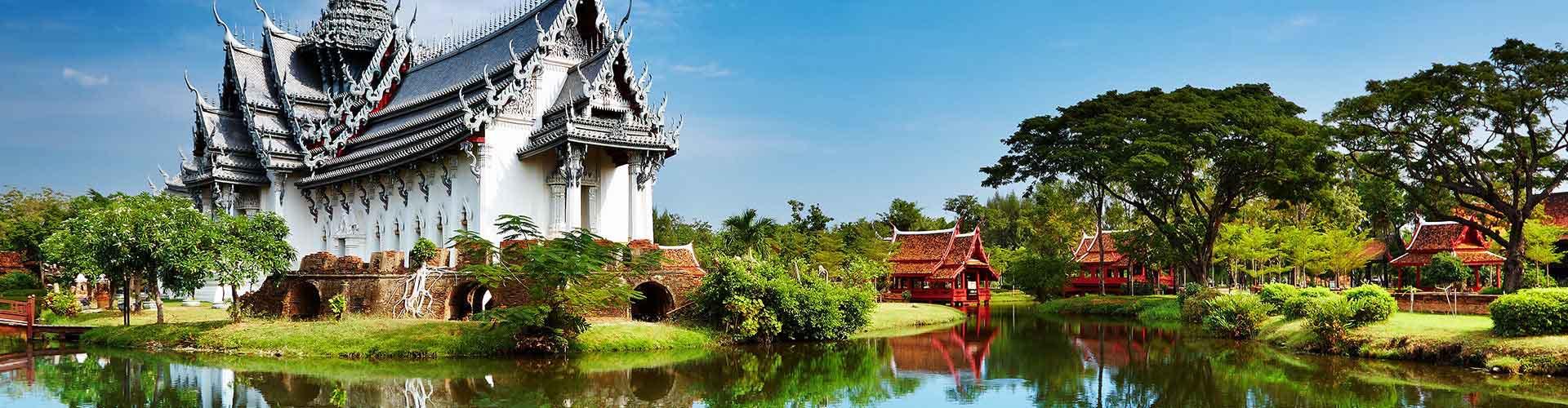 Bangkok - Hostele w mieście: Bangkok, Mapy: Bangkok, Zdjęcia i Recenzje dla każdego hostelu w mieście Bangkok.