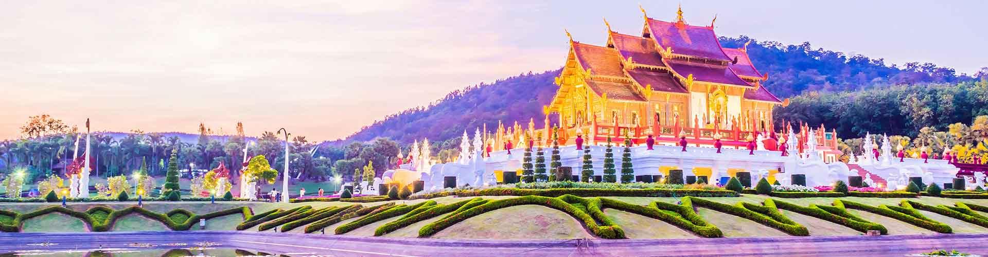 Chiang Mai - Hostele w mieście: Chiang Mai, Mapy: Chiang Mai, Zdjęcia i Recenzje dla każdego hostelu w mieście Chiang Mai.