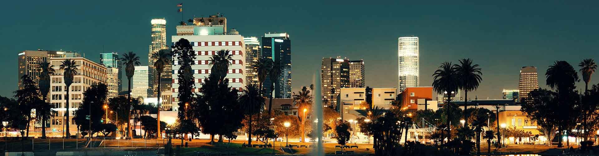 Los Angeles - Hostele w mieście: Los Angeles, Mapy: Los Angeles, Zdjęcia i Recenzje dla każdego hostelu w mieście Los Angeles.