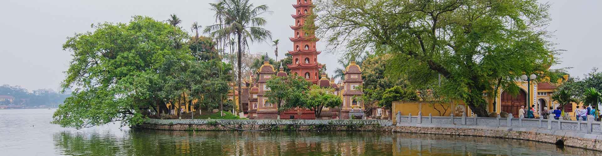Hanoi - Hostele w mieście: Hanoi, Mapy: Hanoi, Zdjęcia i Recenzje dla każdego hostelu w mieście Hanoi.