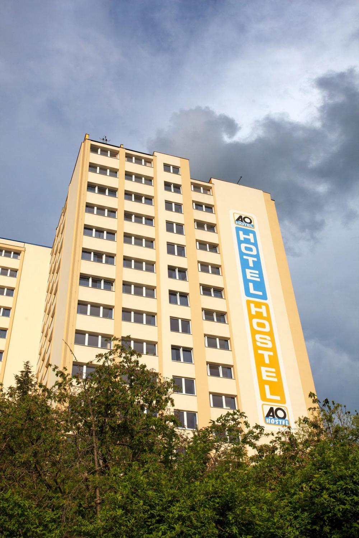 A & O Praga Metro Strizkov Building