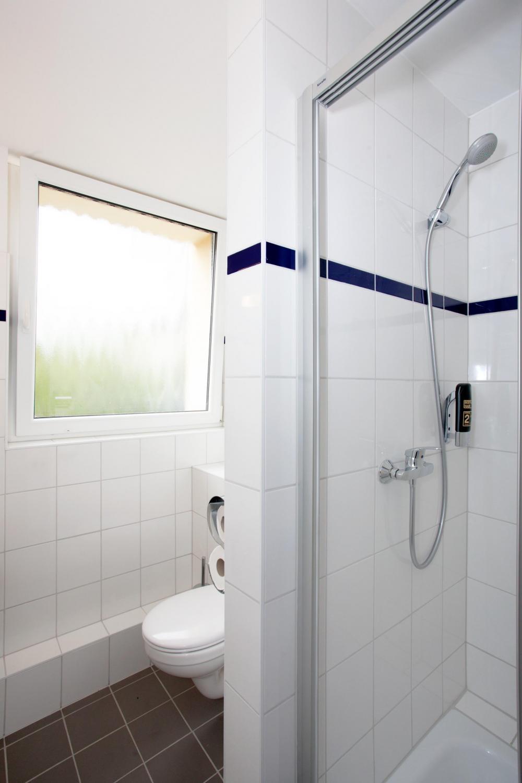 A & O Praga Metro Strizkov toaleta / prysznic