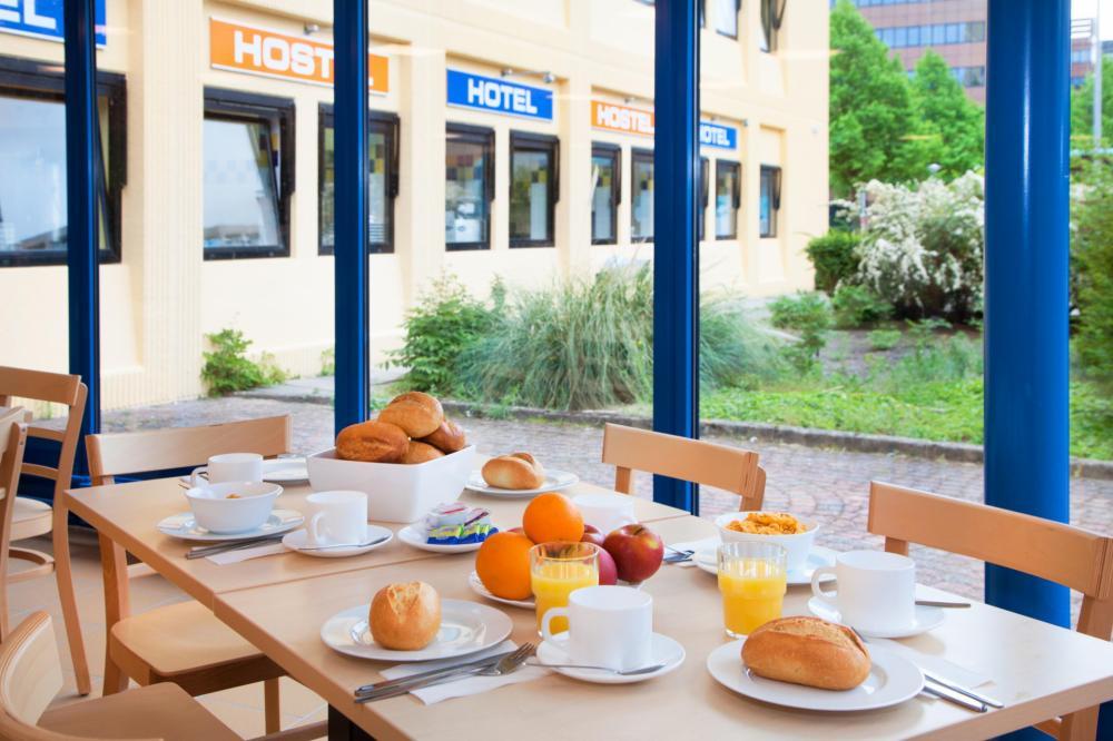 Śniadanie w naszym hostelu
