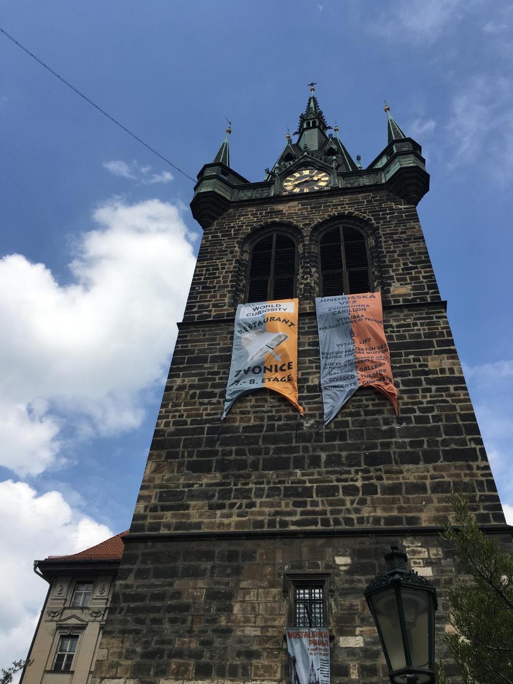 Wieża Jindrissska