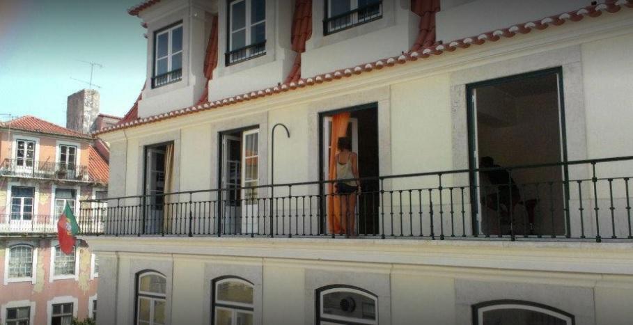 Widoki Hostel Lisboa