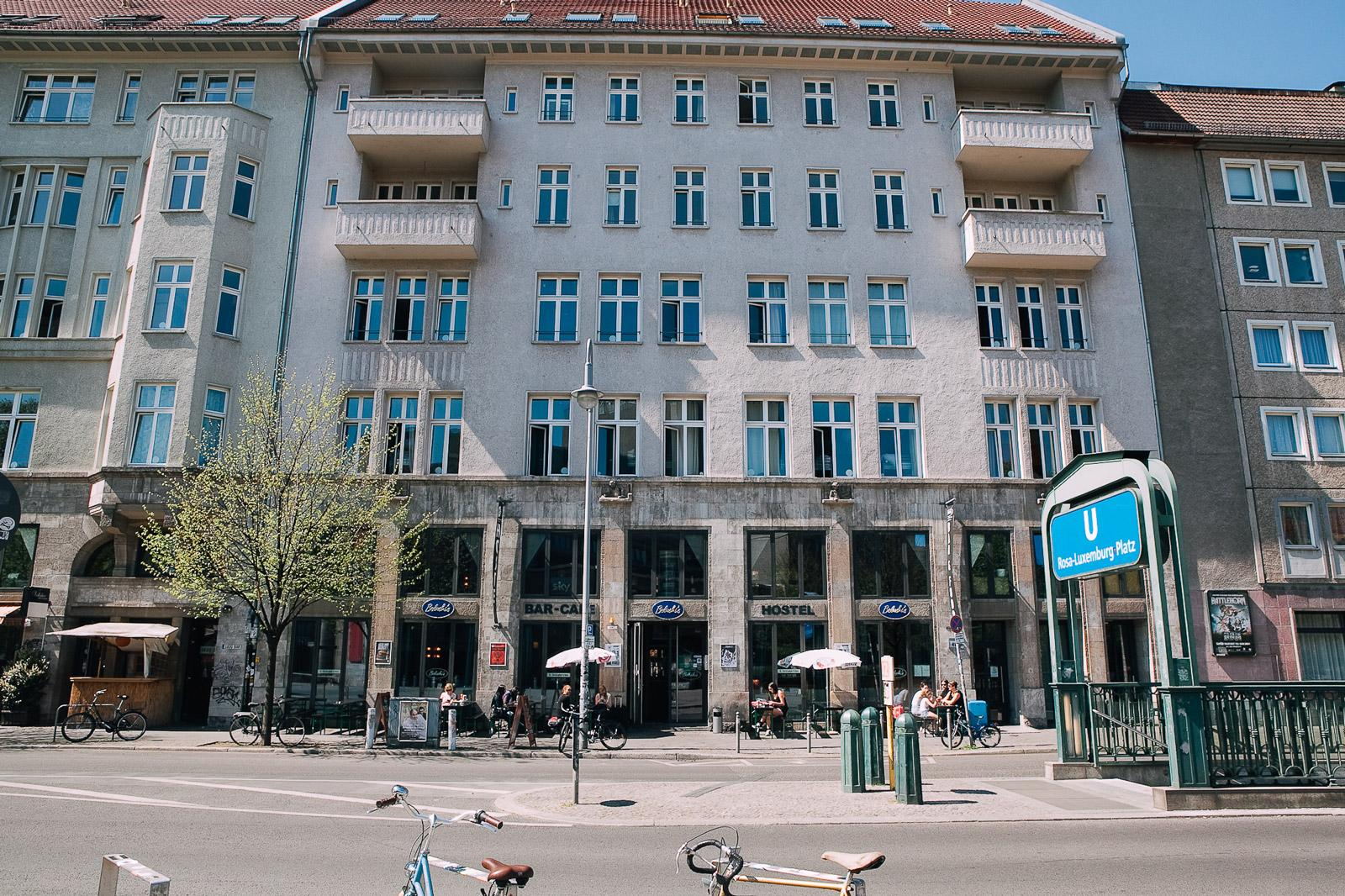 St Christopher's Inn Berlin