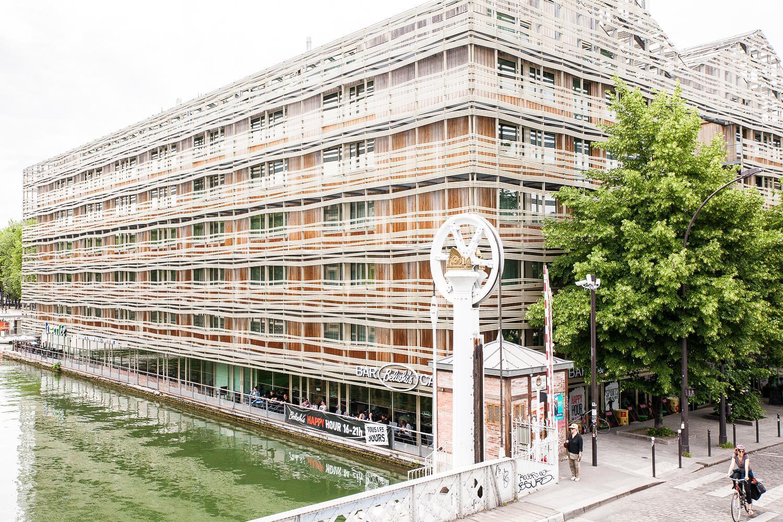 St Christopher's Inn Paris - Canal Hostel