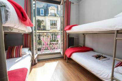 Hostele i Schroniska - Smart Place Gare du Nord by Hiphophostels