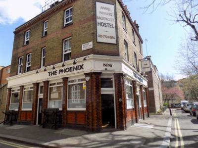 Hostele i Schroniska - Phoenix Hostel London