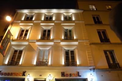 Hostele i Schroniska - Woodstock Hostel Montmartre