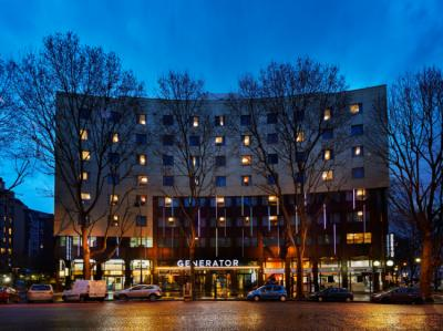 Hostele i Schroniska - Generator Paris