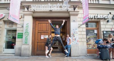 Hostele i Schroniska - Wombat's CITY Hostel - Budapest