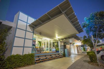 Hostele i Schroniska - Hostel Cairns Central YHA