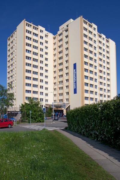 Hostele i Schroniska - A&O Prague Metro Strizkov Hostel