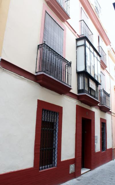 Hostele i Schroniska - Arc House Sevilla