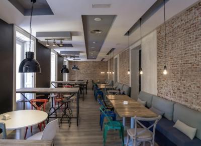 Hostele i Schroniska - Safestay Madrid