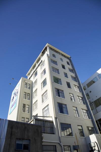Hostele i Schroniska - Base Wellington